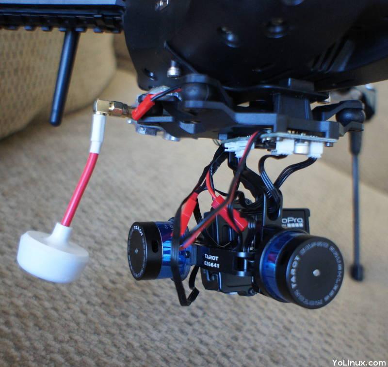 Open Source Drones