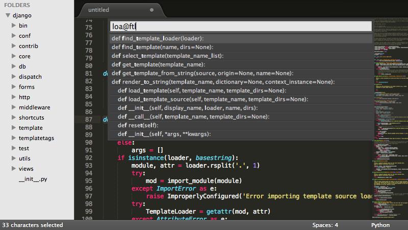 Atom Linux Code Editor