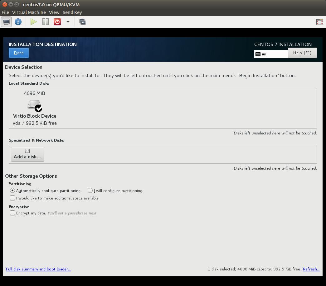 install windows 7 on kvm qemu