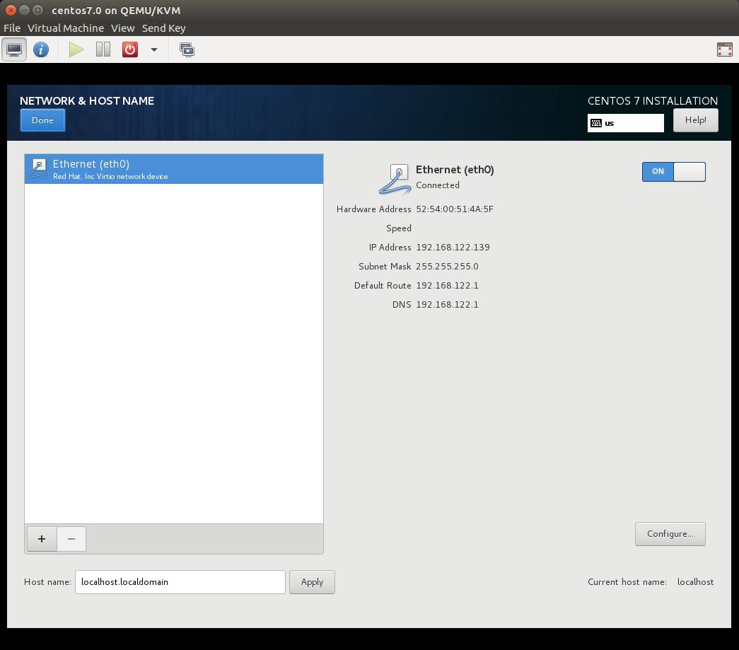 Linux KVM Virtualization