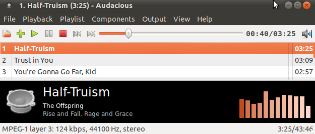 Linux MP3: Rip, Tag, Play