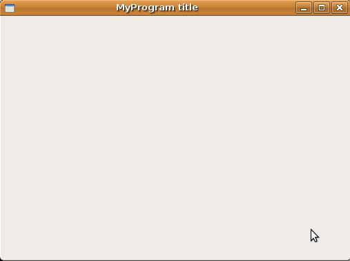 PyGTK: Python GUI Programming
